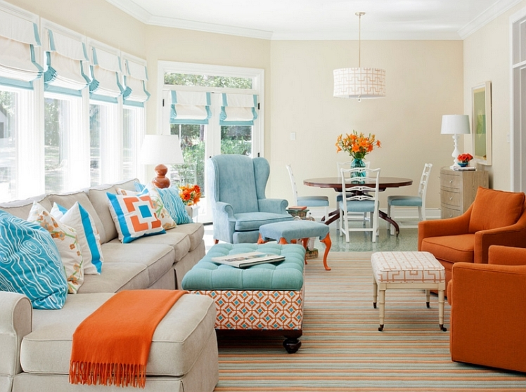A-living-room-that-exudes-summer-charm